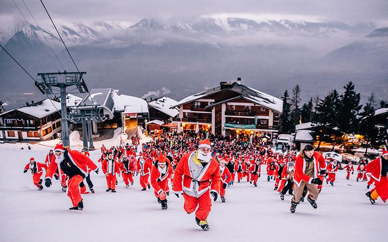 Snowbreak Zwitserland